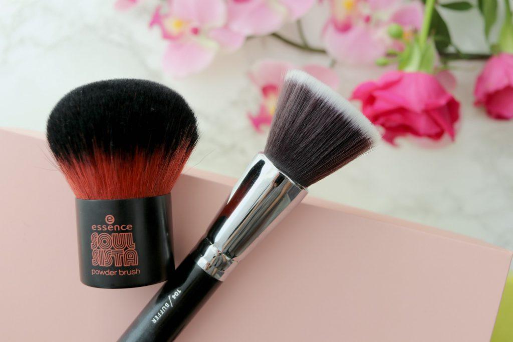 Pinsel Favoriten Meine Lieblingspinsel Gesicht Zoeva Buffer Essence Kabuki