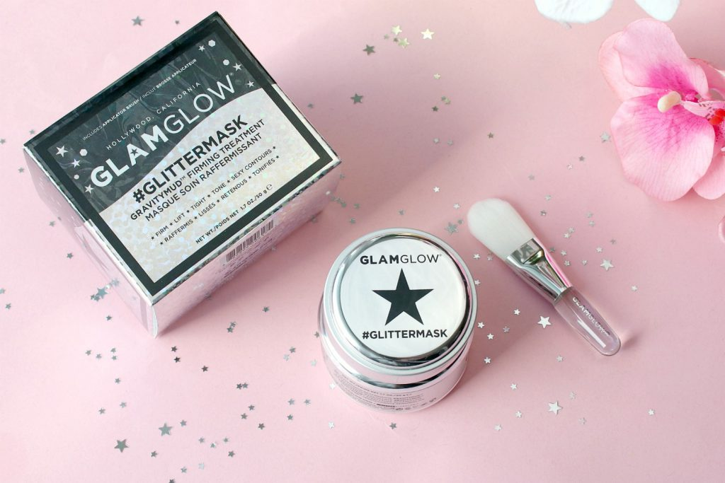 Review: Glamglow Glittermask (Gravitymud)