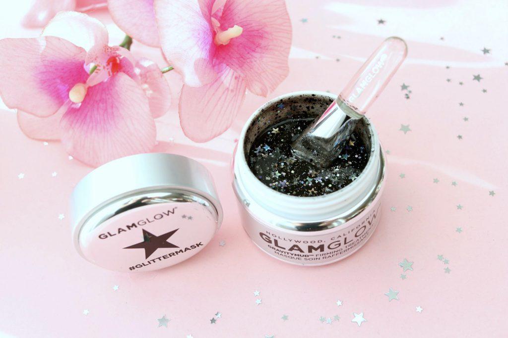 Glamglow Glittermask Gravitymud firming treatment Gesichtsmaske