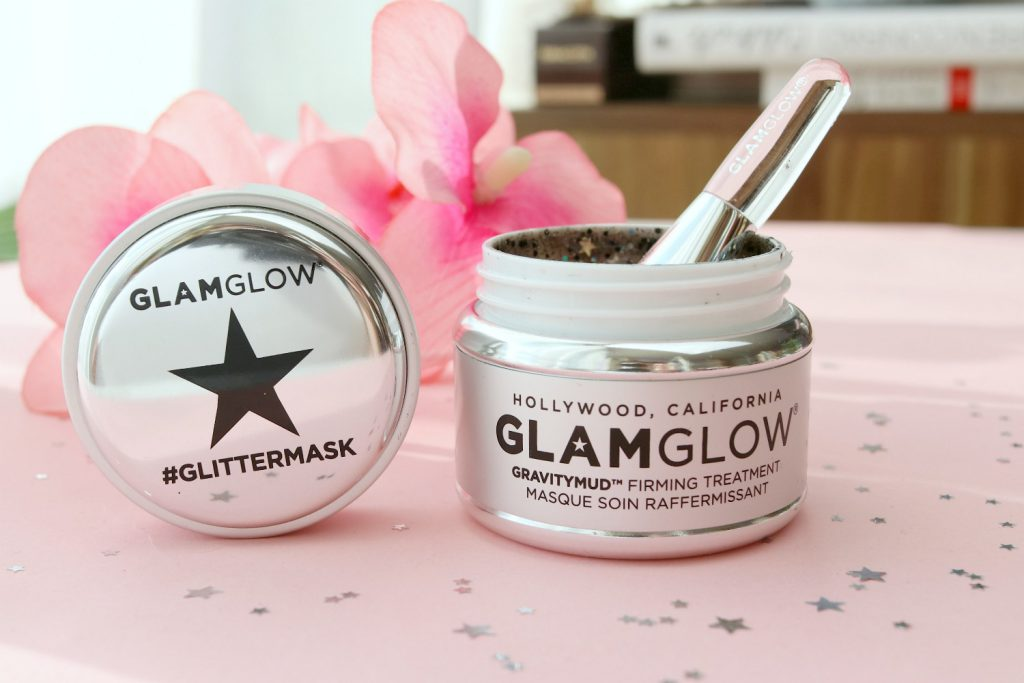 Glamglow Glittermask Gravitymud firming treatment Maske