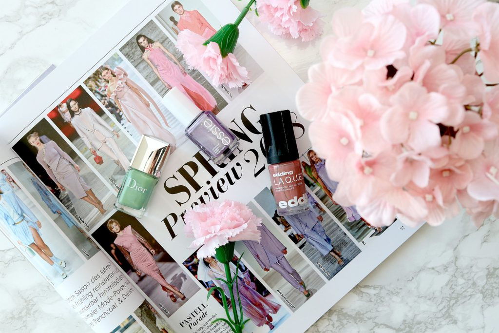 spring nailpolish favorites