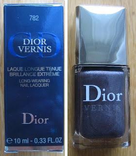 Dior Silver Purple