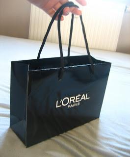 L'Oreal Goodie Bag