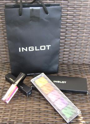 Inglot Haul
