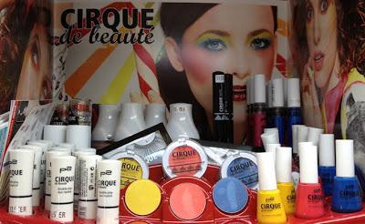 P2 Cirque de Beauté [Haul]