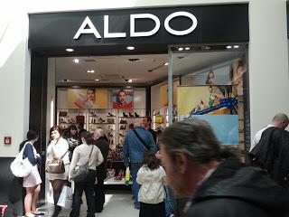 Aldo Shoes – Neu in Wien + Minihaul