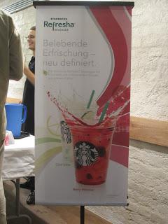 Refresha @ Starbucks