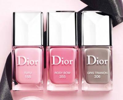 "Dior Nagellack ""Gris Trianon"" (Cherie Bow LE)"
