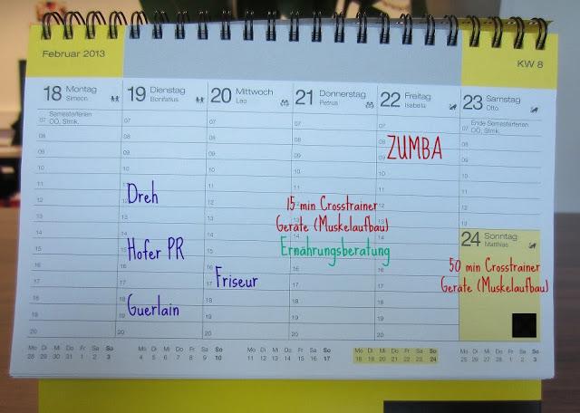 Sport Update (4 Wochen Fitness)