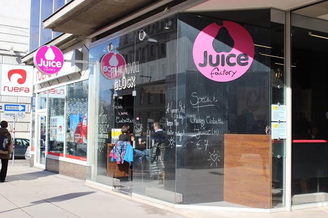 Juice Factory: Schönheit von Innen :)