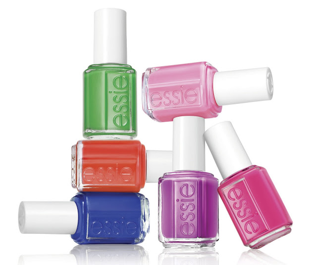 """{ESSIE LE} Neon Summer Collection 2013 """"DJ play that song"""""""