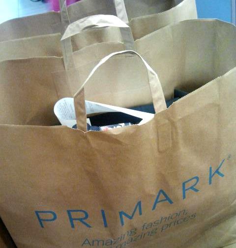 {New in} Primark, Humanic & Claire's Haul