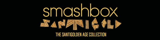 {Smashbox} Santigolden Age LE inkl. Swatches