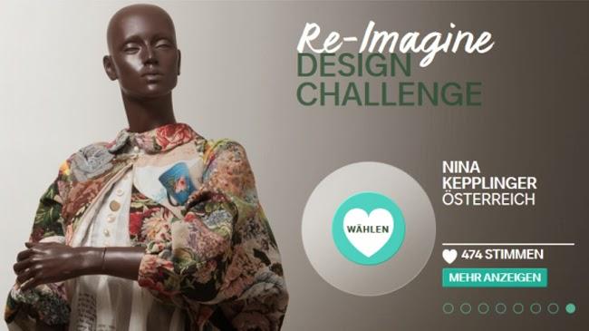C&A Re-Imagine Design Challenge – Votet für Nina Kepplinger