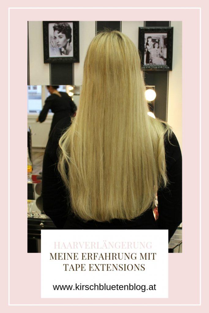 Tape Extentions Haarverlangerung Wien Erfahrungen