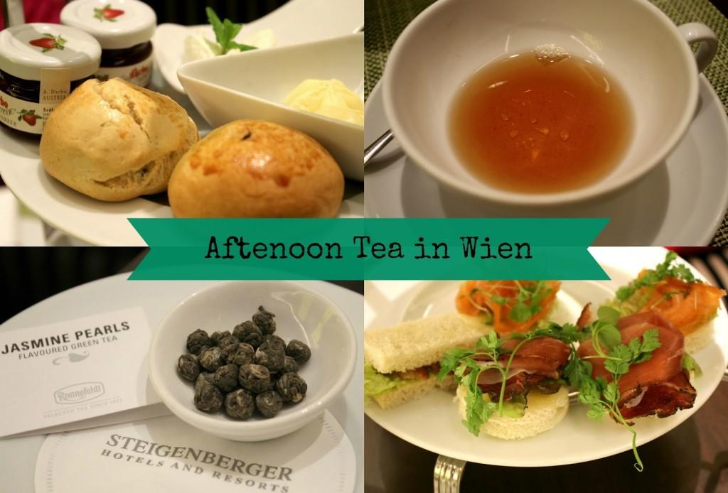 {Food x Vienna} Afternoon Teatime in Wien