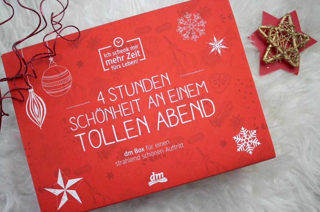 DM BOX Österreich für einen strahlend schönen Aufritt