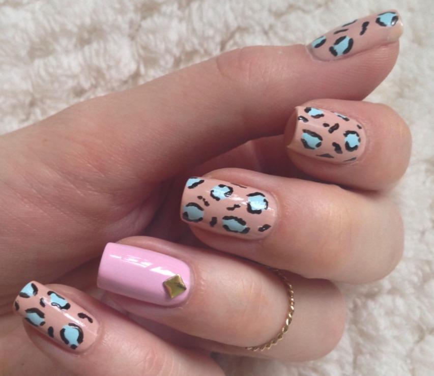 {Gastblogger} Nailart Design mit Instagramstar Zuckerdonut :)