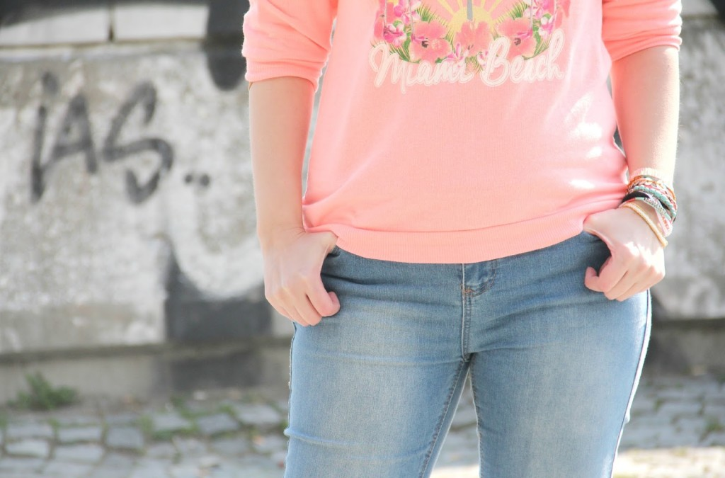 {Outfit} Spring is here :)