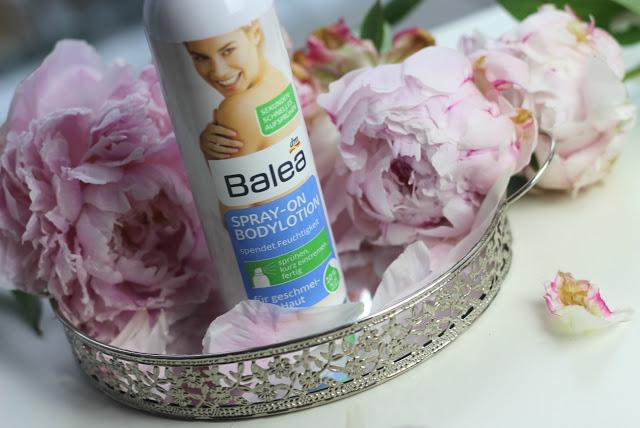 {Testbericht} Balea Spray-On Bodylotion