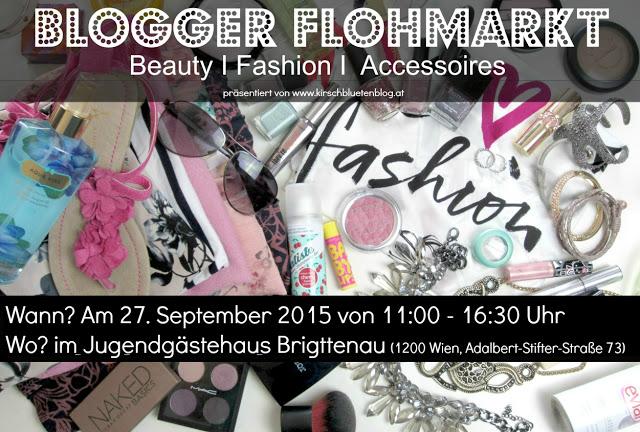 #BFABF Bloggerflohmarkt in Wien inkl. Gewinnspiel