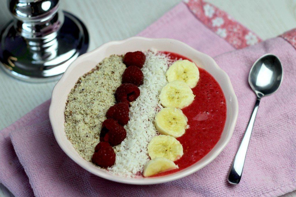 {Rezept} Smoothie Bowl