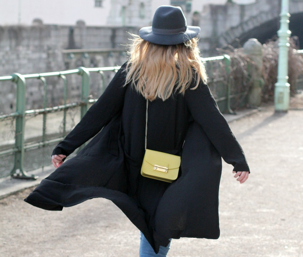 {Outfit} My Furla Bag Love