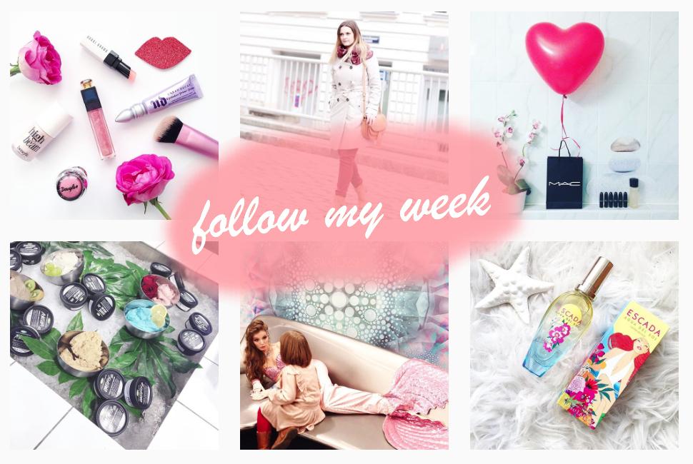 {follow my week} – Was ich in einer Woche so treibe :)