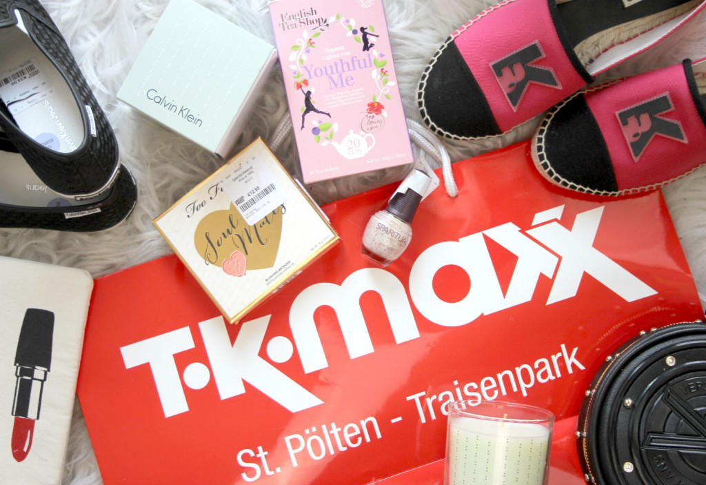 TK MAXX Eröffnung in St. Pölten inkl. Haul