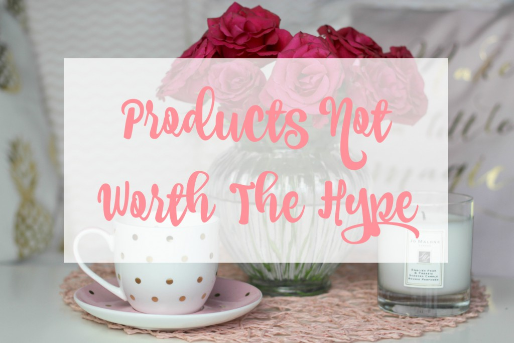 Flop Produkte – Beauty products not worth the hype