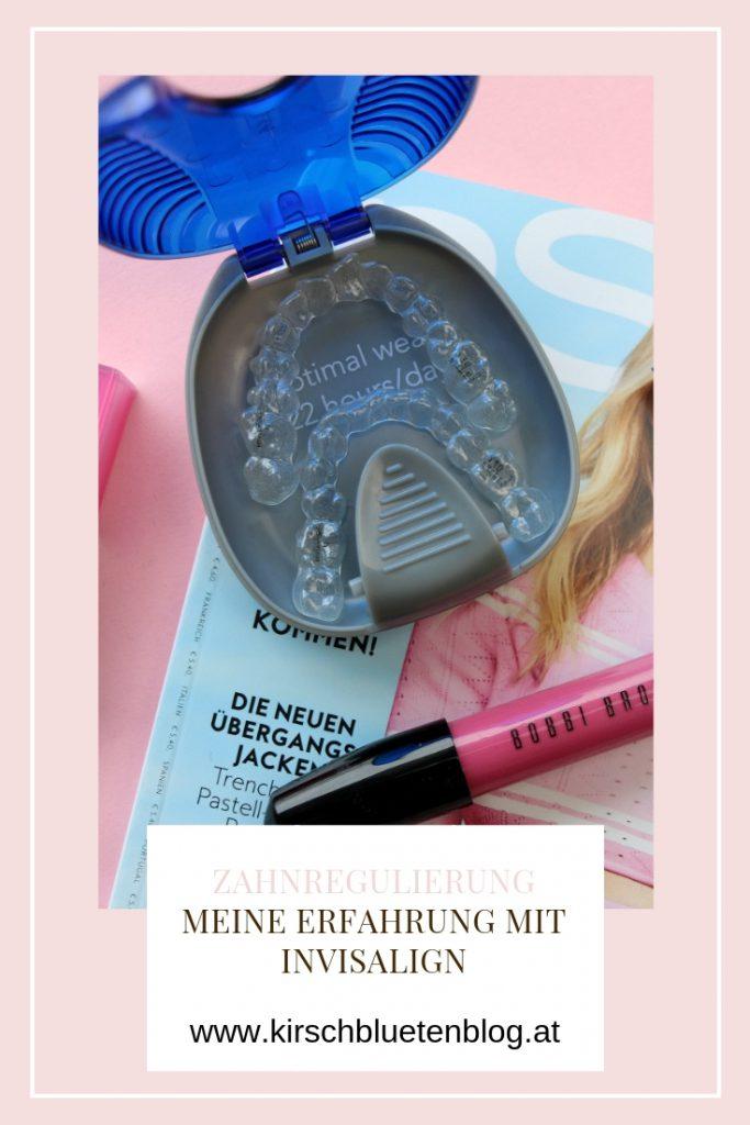 Invisalign Zahnspange Erfahrungen Zahnregulierung Wien