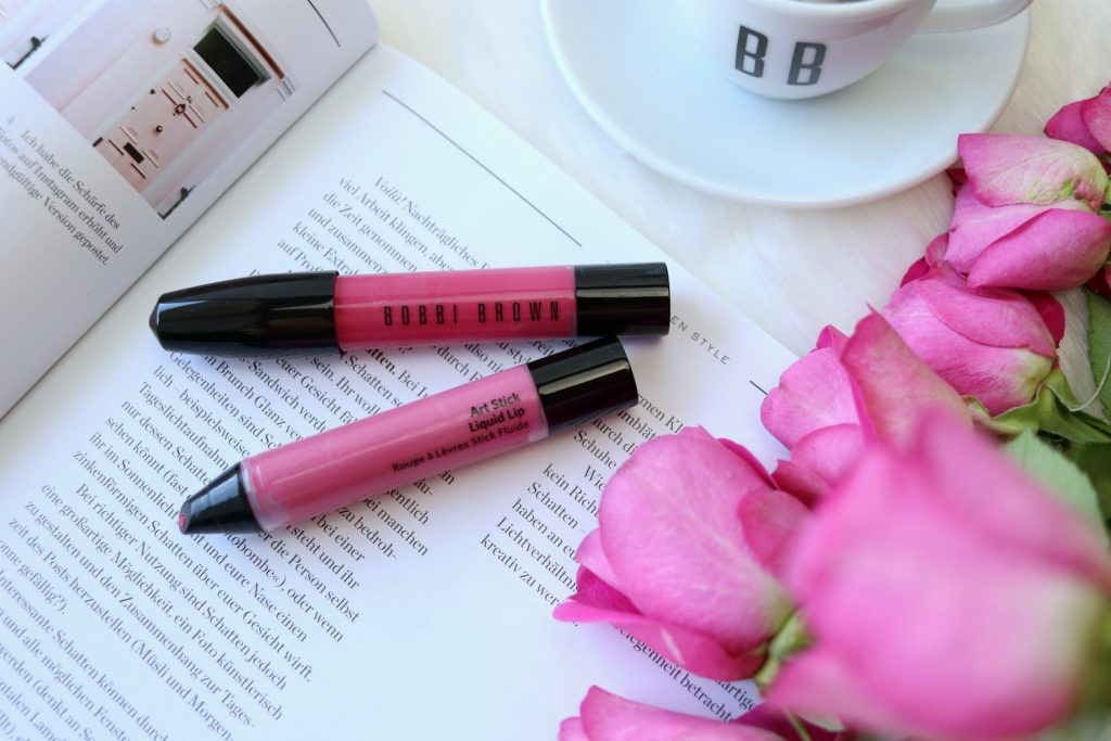 {Gewinnspiel} Bobbi Brown Art Stick Liquid Lip