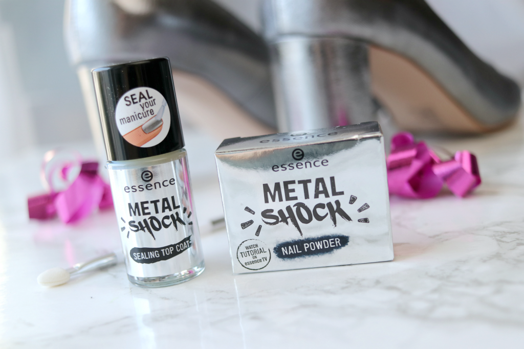 {Test} Metallic Nails – essence metal shock