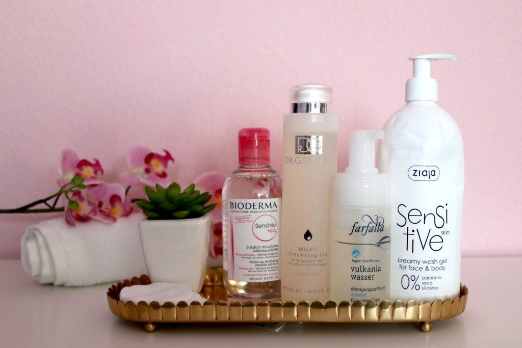 Double Cleansing – Meine Gesichtsreinigungs-Routine