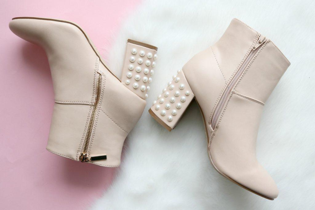 DIY Perlen Boots