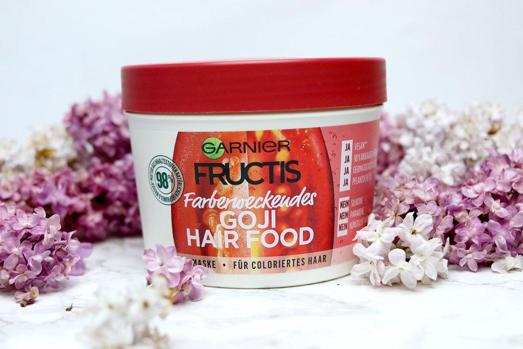 Garnier Fructis Goji Hair Food Haarmaske