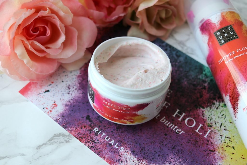 The Ritual of Holi Rituals Confetti Body Scrub