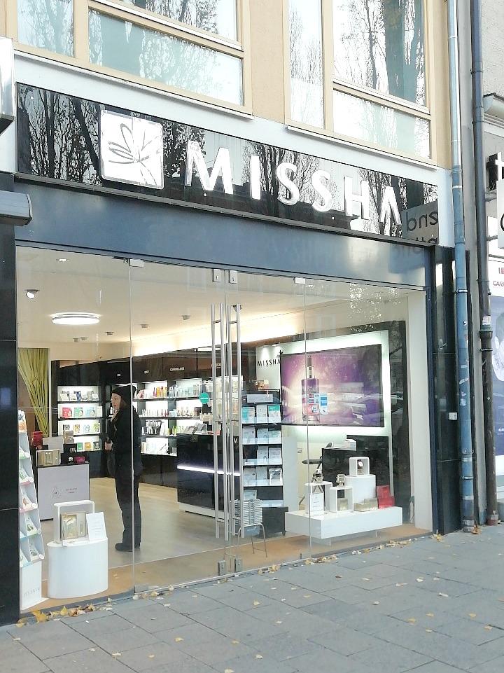 Missha Deutschland Munchen Store