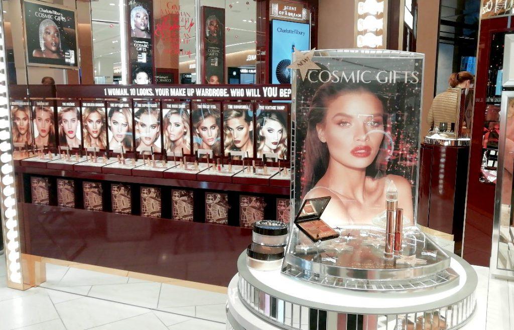 Oberpollinger Charlotte Tilbury Beauty Shopping Munchen