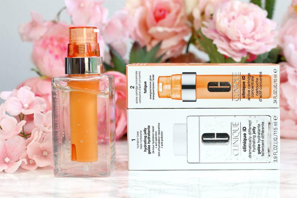 Clinique iD Moisturizer Feuchtigkeitspflege dramatically different hydrating jelly Booster empfindliche Haut anti fatique findmyid Gesichtspflege Feuchtigkeit