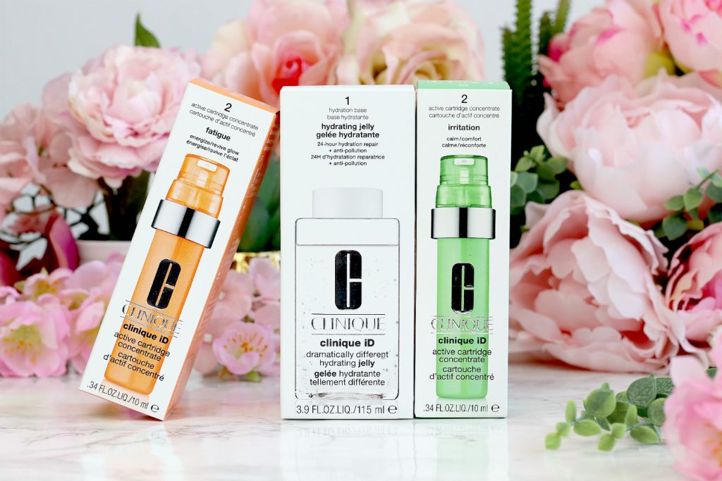 Clinique iD findmyid cliniqueid Gesichtspflege Feuchtigkeit Serum Pflege Routine Beauty Blogger Osterreich
