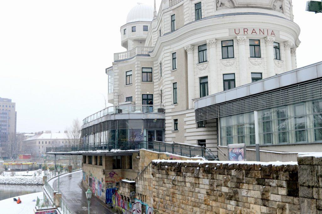 Klyo Restaurant Wien Urania Schwedenplatz Essen in Wien