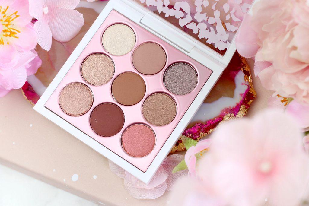 MAC Boom Boom Blomm LE Eyeshadow Palette Kabuki Doll Cherry Blossom