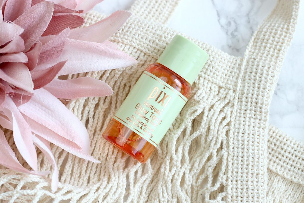 living coral pixi by petra glow tonic best peeling