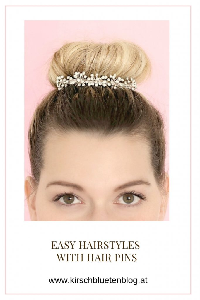 Dutt easy Hairstyles Haarspange Hair Pin