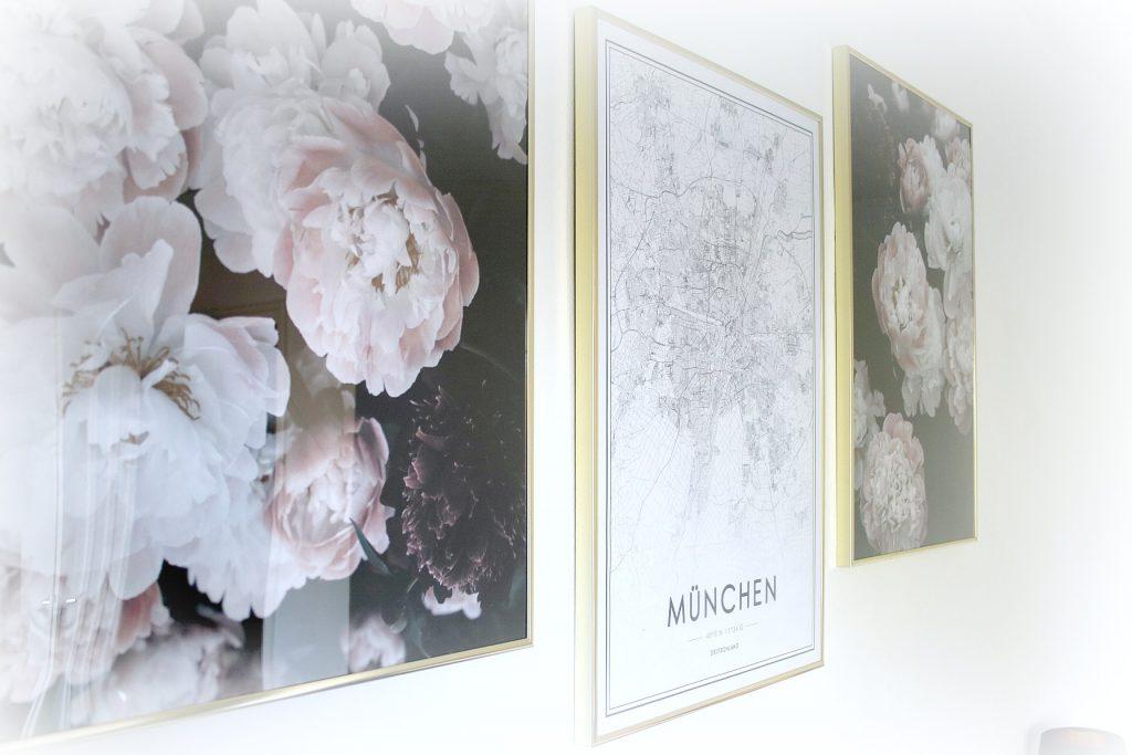 Desenio Bilderwand mit Poster gestalten Interior Blog Home Decor Wohnzimmer